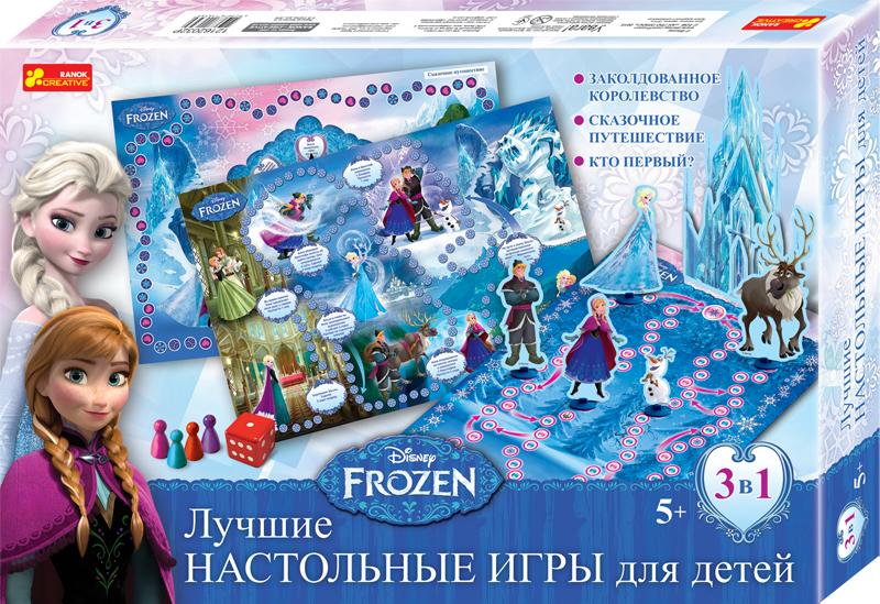 Купить Настольная игра Frozen 'Холодное сердце', Ranok