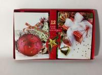 Открытка новогодняя Angel Gifts с конвертом