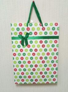 Подарок Подарочный пакет Angel Gifts 8903А (33 x 45 x 12 см)