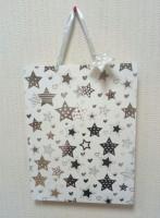 Подарок Подарочный пакет новогодний Angel Gifts 6006A (30 x 39,5 x 12 см)