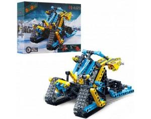 Металлический конструктор BanBao 'Транспорт' (6953)