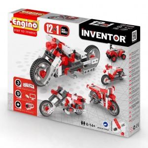 Конструктор Engino Inventor 12 в 1 'Мотоциклы' (1232)