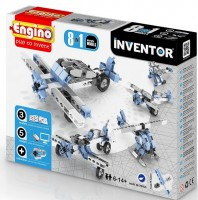 Конструктор Engino 'Inventor' 8 в 1 'Самолеты' (0833)