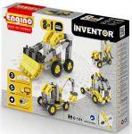 Конструктор Engino Inventor 8 в 1 'Строительная техника' (0834)