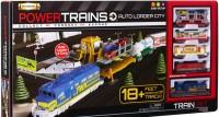 Большой набор 'Железная дорога с автопогрузчиком' Power Trains (JP41389)