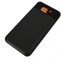 Универсальная мобильная батарея Smartfortec 12000 mA/h  black (PBK-12000-N black)