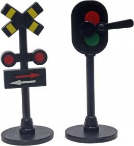 фото Игровой набор  Железная дорога Суперэкспресс. Новые дороги (Т10129) #6
