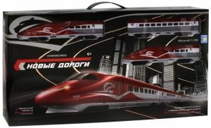 Игровой набор  Железная дорога Суперэкспресс. Новые дороги (Т10129)