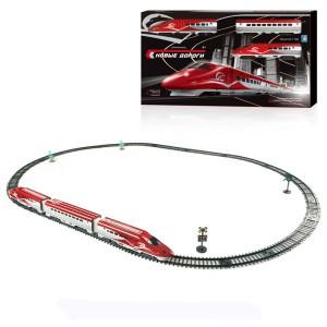 фото Игровой набор  Железная дорога Суперэкспресс. Новые дороги (Т10129) #2