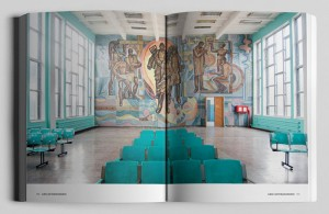 фото страниц Decommunized: Ukrainian Soviet Mosaics #5
