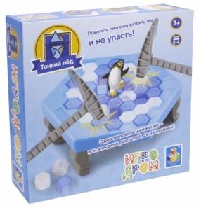 Книга Игра Тонкий лед (Т10831)