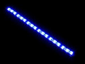 Подарок Подсветка Deepcool светодиодная для корпуса 300 мм 18 светодиодов синяя (RGB 100 BL)