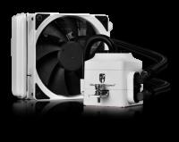 Подарок Система жидкостного охлаждения Deepcool Captain 120EX white