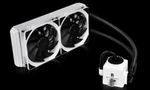 Подарок Система жидкостного охлаждения Deepcool Captain 240EX white