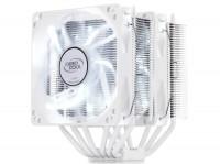 Подарок Охладитель для процессора Deepcool Neptwin white