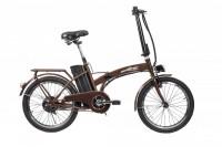 Электровелосипед URBAN 20'' (коричневый)