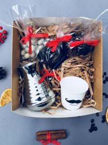 Подарок Подарочный набор 'Кофейный ценитель'
