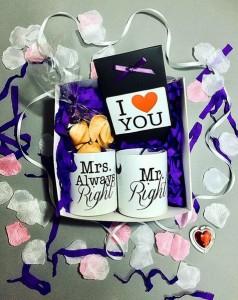 Подарок Подарочный набор 'Мистер и Миссис'