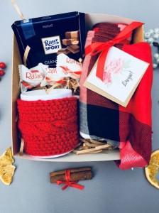 Подарок Подарочный набор 'Теплый презент'