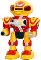 Робот 8808 на батар, свет, звук (желтый) (8808A)