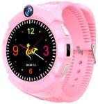 фото Детские умные часы Motto с GPS трекером S-02 Pink #4