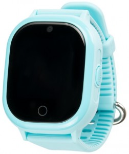 фото Детские умные водонепроницаемые часы Motto с GPS трекером TD-05 Blue #2