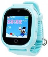Детские умные водонепроницаемые часы Motto с GPS трекером TD-05 Blue