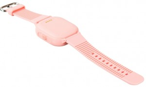 фото Детские умные водонепроницаемые часы Motto с GPS трекером Smart Baby Watch TD-05 Pink #5