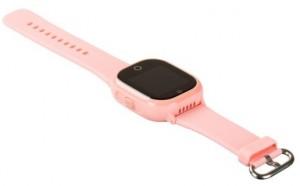фото Детские умные водонепроницаемые часы Motto с GPS трекером Smart Baby Watch TD-05 Pink #4