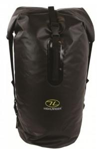 Рюкзак туристический Highlander 'Troon 70 Black (Waterproof)' (924190)