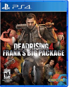 игра Dead Rising 4: Frank's Big Package (PS4)
