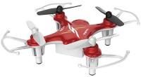 Квадрокоптер Syma X12S Nano красный (X12Sred)