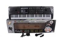 Детский синтезатор-пианино (MQ-012FM)