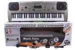 Детский синтезатор-пианино (MQ-807USB)