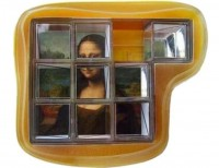 Игра-головоломка Recent Toys 'Mirrorkal You & Mona Lisa' (5019)