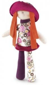 Мягкая игрушка Trudi 'Кукла в красном' 33 см (19429)