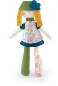 Мягкая игрушка Trudi 'Кукла в зеленом' 33 см (19428)