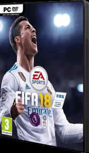 игра FIFA 18 PC DVD