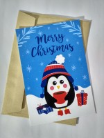 Открытка Candy's 'Merry Christmas'