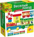 Игровой набор Lisciani 'Веселый поезд' (R53117)
