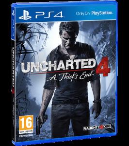 скриншот Антология Uncharted: части 1-4 (суперкомплект из 4 игр для PS4) #2