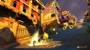скриншот 'Sonic Forces'+ 'Knack 2' (суперкомплект из 2 игр для PS4) #15