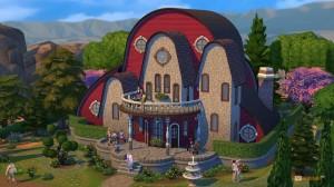 скриншот 'The Sims 4' + 'Marvel vs. Capcom: Infinite' (суперкомплект из 2 игр для PS4) #9