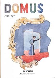Книга Domus 1930s