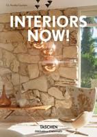 Книга Interiors Now!