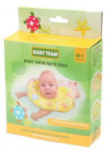 Круг для купания малышей BABY TEAM (7450)