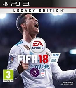 игра FIFA 18 Legacy Edition PS3
