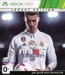 игра FIFA 18 Legacy Edition XBOX 360