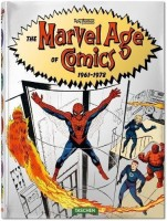 Книга The Marvel Age of Comics 1961-1978