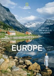 Книга National Geographic: Around the World in 125 Years. Europe